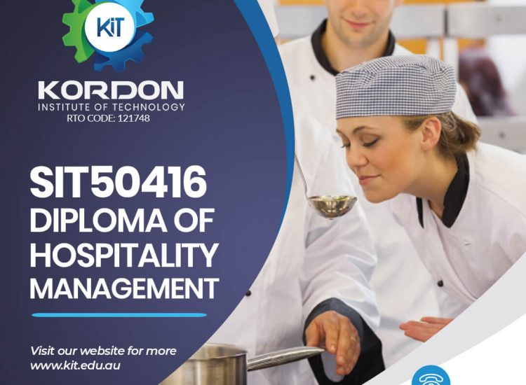 SIT50416 – Diploma of Hospitality Management