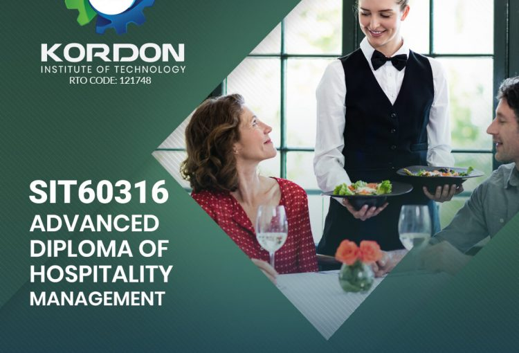 SIT60316 – Advanced Diploma of Hospitality Management
